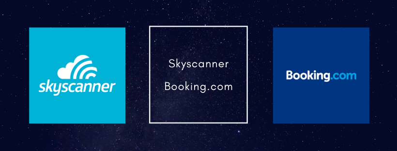 Skyscanner Booking.com